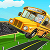 School Bus Parcheggio Frenzy gioco
