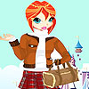 Sindy winter clothes dress up gioco