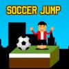 Calcio salto gioco