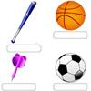 Esercizio di vocabolario di sport gioco
