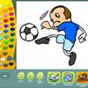 Sport da colorare gioco