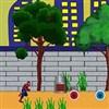 Spiderman corsa sfida gioco