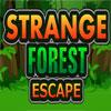 Foresta strana fuga gioco