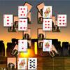 Sunset Solitaire gioco