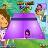 Dora di ping-pong gioco