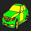 The Big firm car coloring gioco