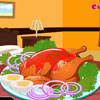 Thanksgiving Turkey Decoration gioco