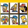 Piastrelle di The Simpsons gioco