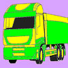 Transport car coloring gioco