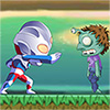 Ultraman VS zombie alieni gioco
