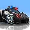 V8 Parcheggio di polizia gioco