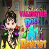 Valentine Doll at the Dentist gioco