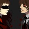 Halloween coppia vampiro vestire gioco
