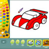 Vehicles coloring pages gioco