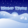 Winter Typing gioco