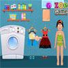 Vestiti di lavaggio di Zoe gioco